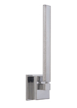 Craftmade 45661-CH-LED - Horizon 1 Arm LED Wall Sconce in Chrome