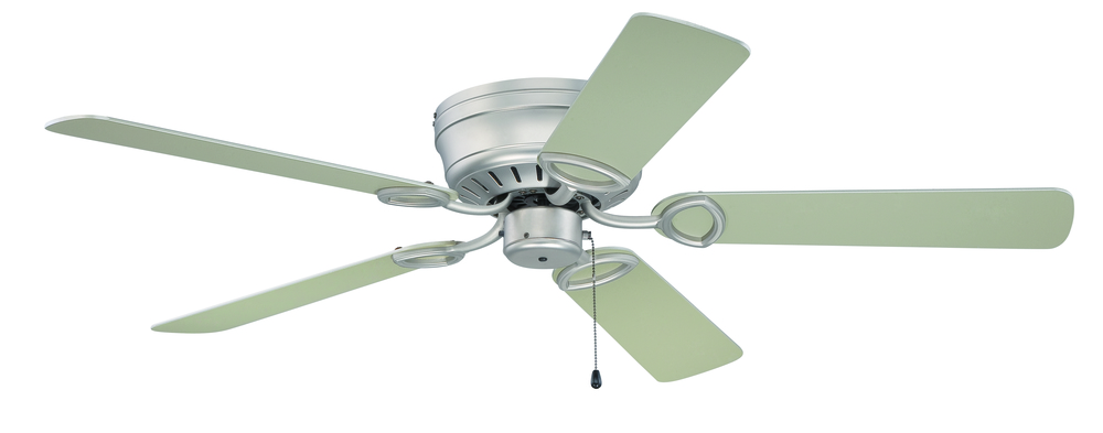 "Illuminations RGV in McAllen, Texas, United States,  T838, Pro Universal Hugger 52"" Ceiling Fan Kit in Brushed Satin Nickel, Pro Universal Hugger"