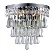 "Trans Globe JG-3 PC - Crystal Cove 12"" Wall Sconce"