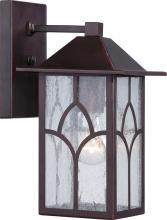 "Nuvo 60-5641 - Stanton 1 Light 6"" Outdoor Wall"