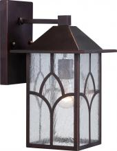 "Nuvo 60/5642 - Stanton 1 Light 8"" Outdoor Wall"